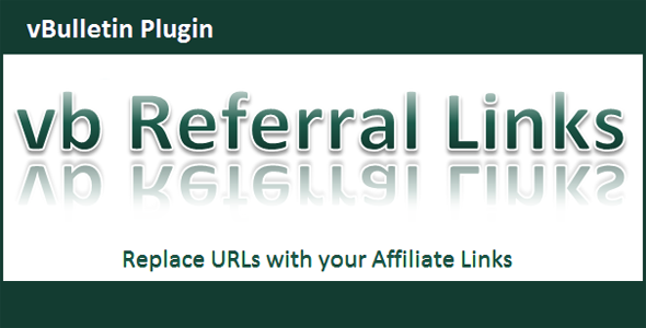 CodeCanyon vBulletin Referral Links 4817495