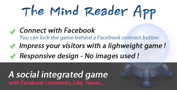 CodeCanyon Mind Reader Social App 4818332