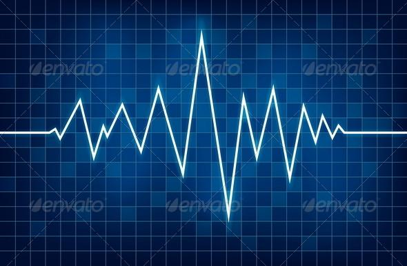 GraphicRiver Cardiogram 4819250