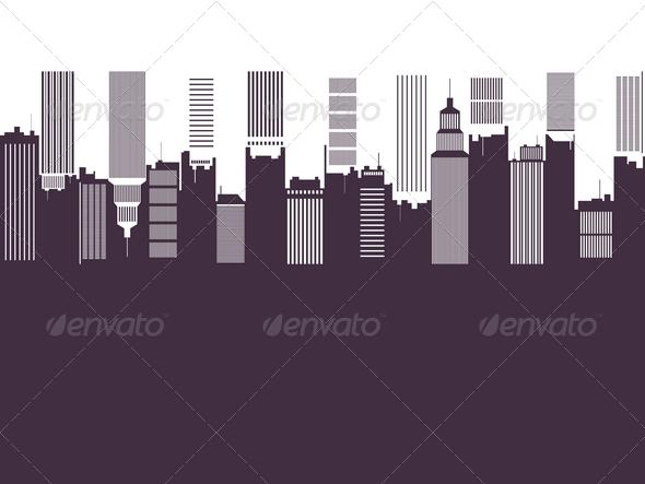 GraphicRiver City Theme Design Element 4819275