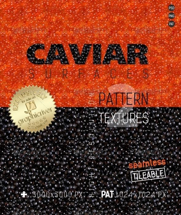 GraphicRiver Caviar Surfaces Texture Backgrounds 4819333