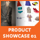 5 Different Products Showcase Layouts - GraphicRiver Item for Sale