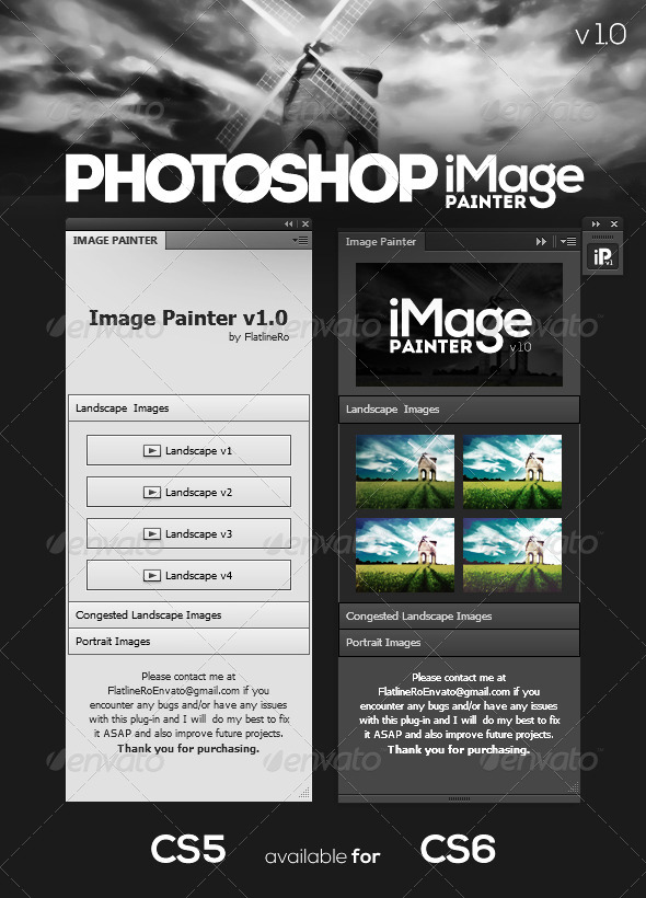 GraphicRiver Image Painter 4822509