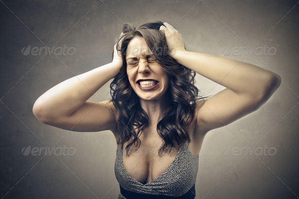 crazy - Stock Photo - Images