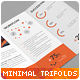 Clean Minimal Multipurpose Trifolds Vol. 1 - GraphicRiver Item for Sale