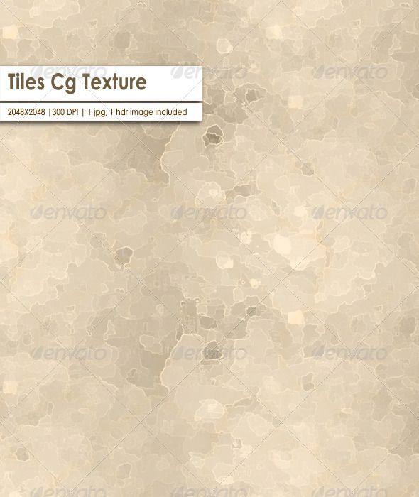 Tiles Texture - 3DOcean Item for Sale