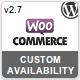 WooCommerce Пользовательские Наличие - WorldWideScripts.net пункт для продажи