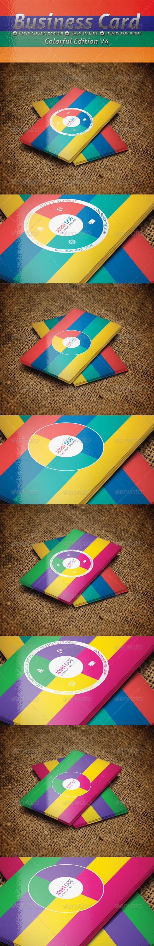 GraphicRiver Colorful Edition V4 4828671