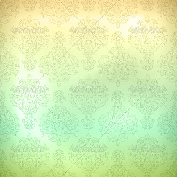 GraphicRiver Grunge Retro Pattern Wallpaper Background 4828679