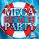 Mega Beach Party Flyer