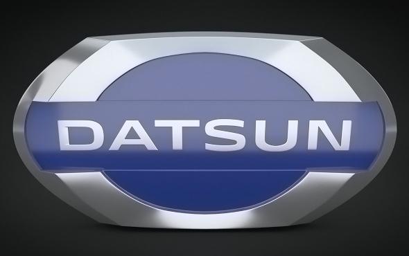 3DOcean Datsun Logo 4831411
