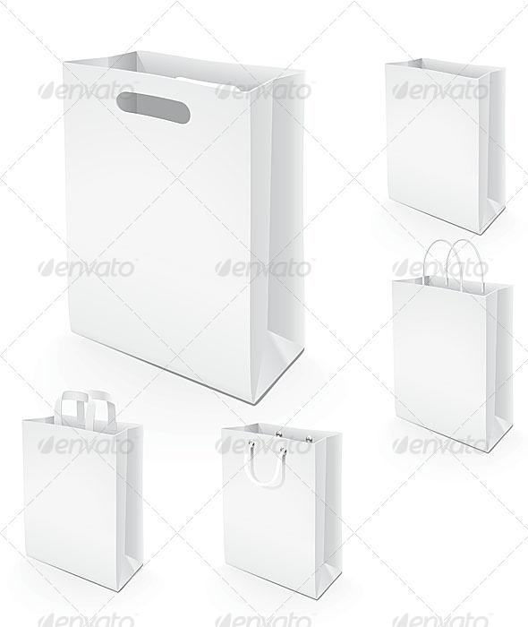 5 Paper Bags