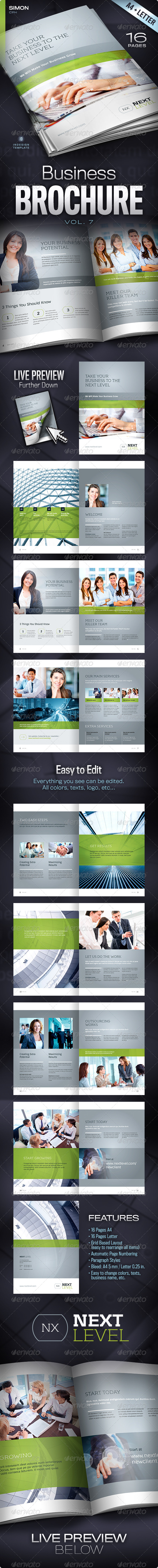 GraphicRiver Business Brochure Vol 7 4831688