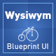 BlueprintUI Wysiwym Responsive Editor
