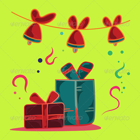 GraphicRiver Gift Packs 4802237