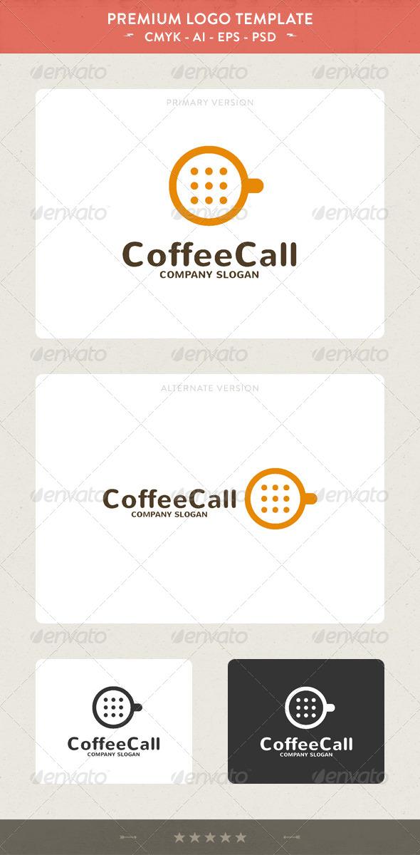 GraphicRiver Coffee Call 4833996