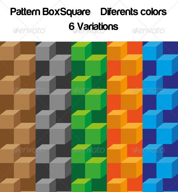 GraphicRiver Pattern BoxSquare 4835775
