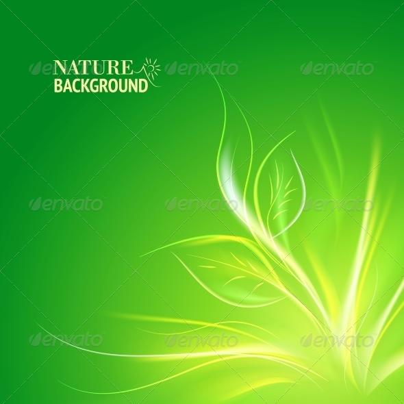 GraphicRiver Nature Background 4835887
