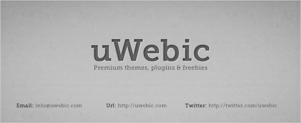 uWebic