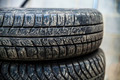 Automobile tires - PhotoDune Item for Sale