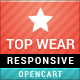 Responsive OpenCart Theme – BossThemes TopWear