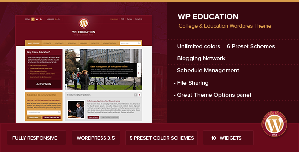 WP Education (Business) images