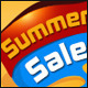 Summer Sale Banner Set