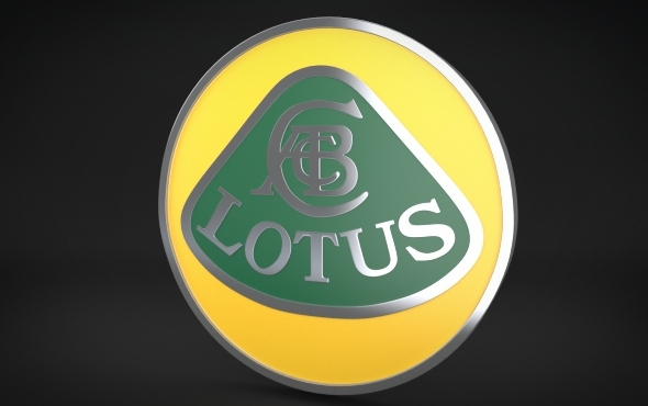 3DOcean Lotus Logo 4839215