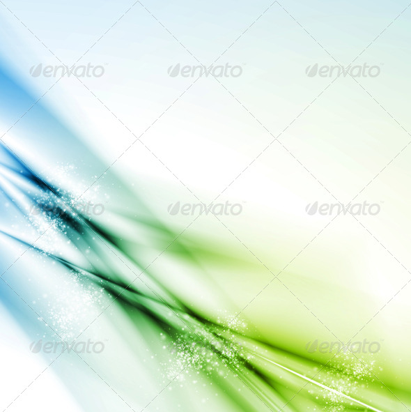 GraphicRiver Colourful abstract vector background 4839348