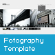 The AS3 Flash Fotography Template - ActiveDen Item for Sale
