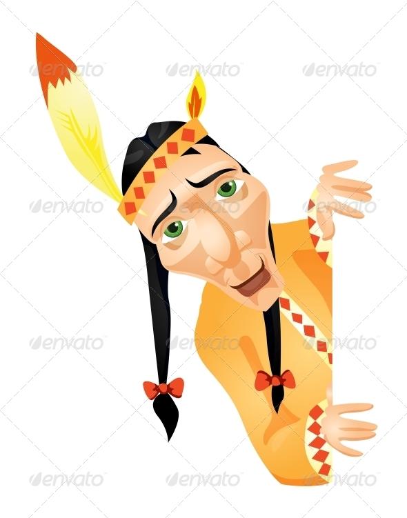 GraphicRiver Aborigine 4842989