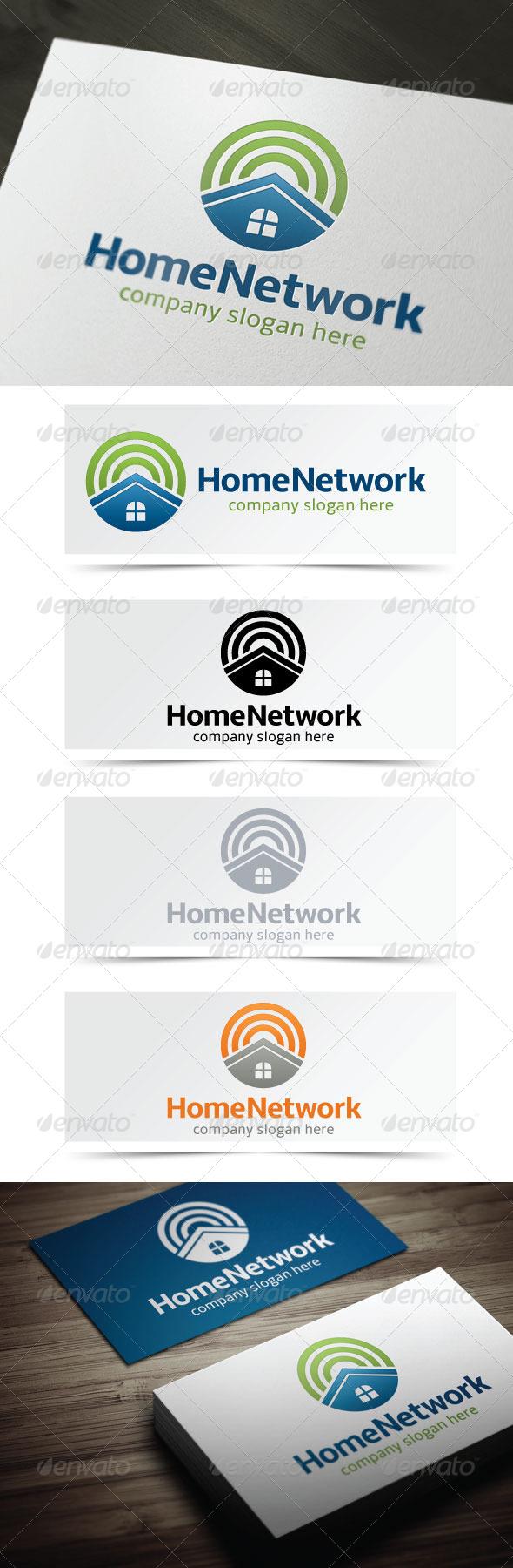 GraphicRiver Home Network 4843681