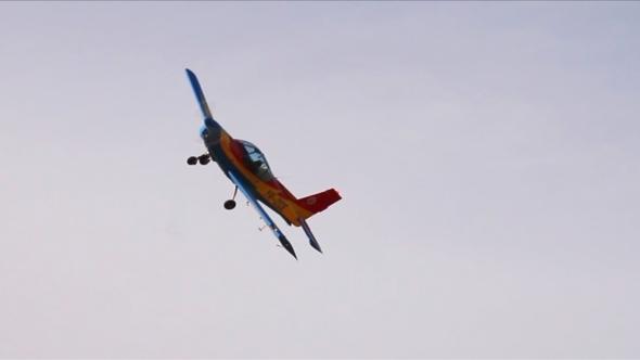 Acrobat Plane