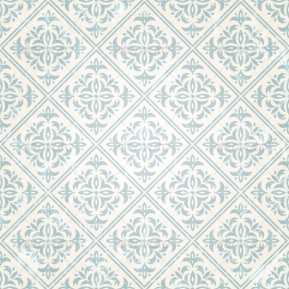 GraphicRiver Seamless Vintage Wallpaper 4846775