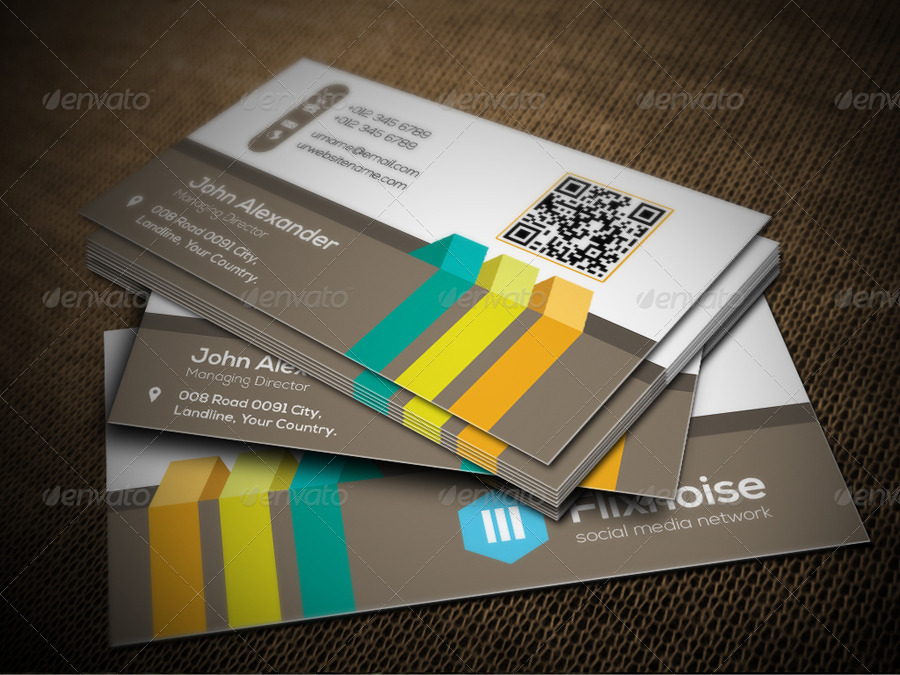 Union business card by axnorpix graphicriver for Union business cards