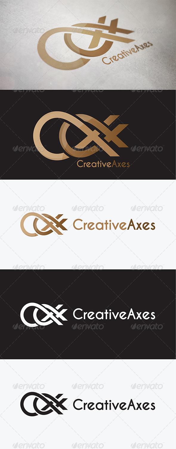 GraphicRiver Creative-Axxes Logo 4827582