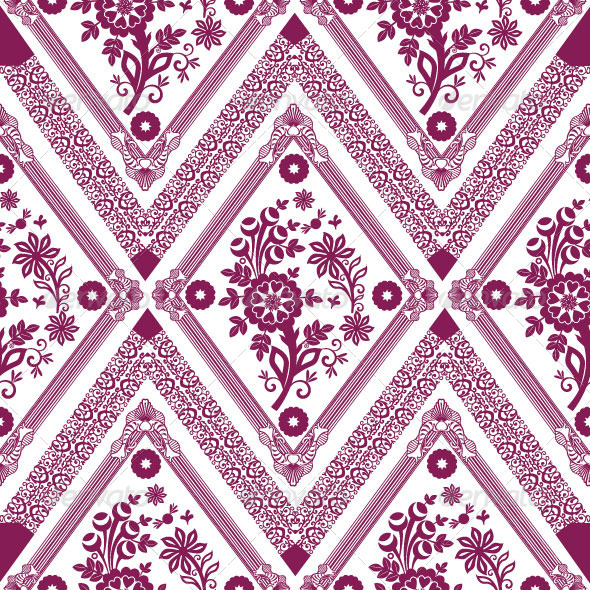 GraphicRiver Classic Vintage Patterns 4850426