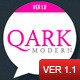 QARK Modern - HTML Template - ThemeForest Item for Sale