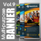 Multipurpose Banner Vol.9