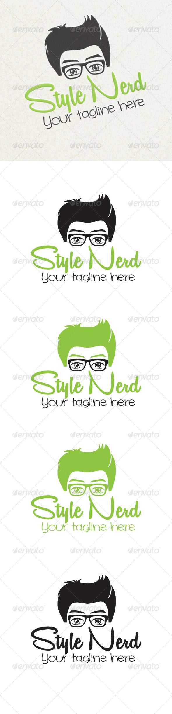 GraphicRiver Style Nerd 4852445