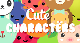 Cute Characters Kits