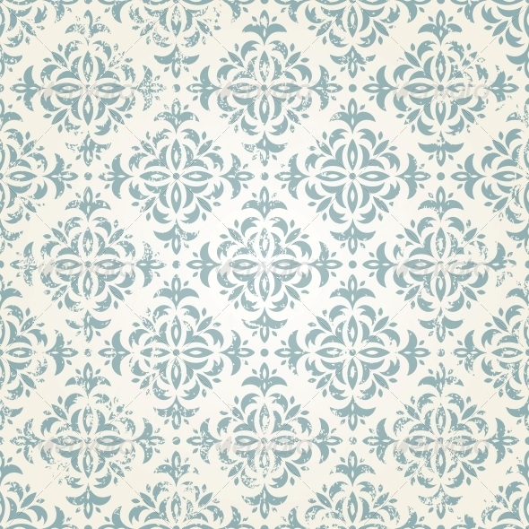 GraphicRiver Seamless Vintage Wallpaper 4854747