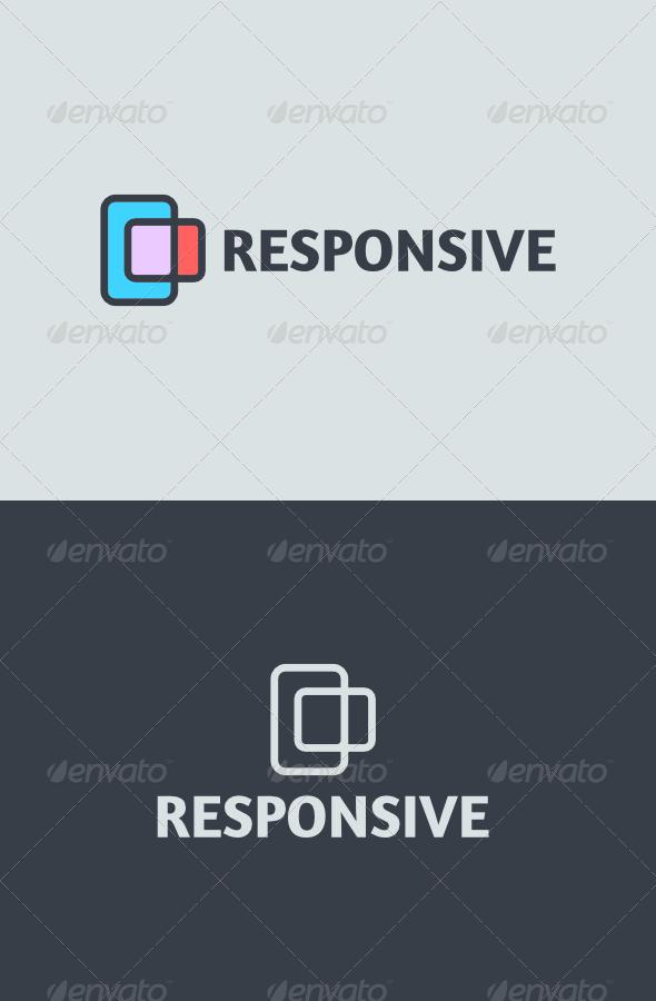 GraphicRiver Responsive Logo 4836041