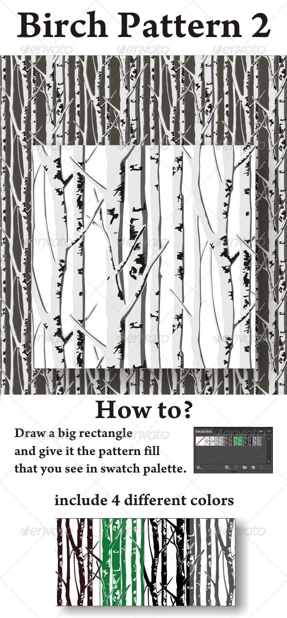GraphicRiver Birch Pattern 2 4855870