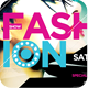 Fashion Show Flyer/Magazine Cover V2 - GraphicRiver Item for Sale