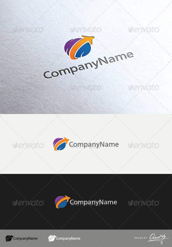 GraphicRiver Travel Logo 4857790