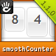 smoothCounter - Concrete5 hit counter