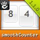 smoothCounter - Concrete5 hit counter