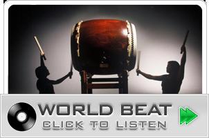WORLD BEAT/ETHNIC MUSIC
