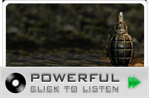 POWERFUL/AGGRESSIVE MUSIC